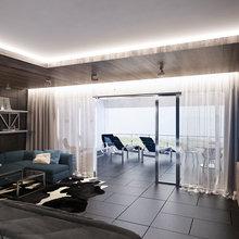 Фото из портфолио Апартаменты от Витта-Групп II – фотографии дизайна интерьеров на InMyRoom.ru
