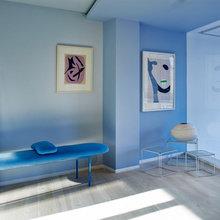 Фото из портфолио Лондон-LOFT : Дружественные линии, пастельные цвета и стильный дизайн – фотографии дизайна интерьеров на InMyRoom.ru