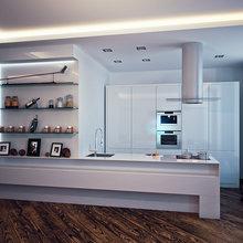 Фото из портфолио Квартира в Сестрорецке – фотографии дизайна интерьеров на InMyRoom.ru