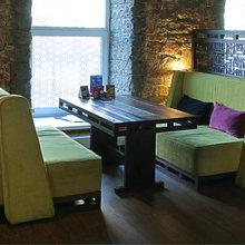 Фото из портфолио Ресторан «Чайхана» на Кировке в восточном стиле – фотографии дизайна интерьеров на InMyRoom.ru