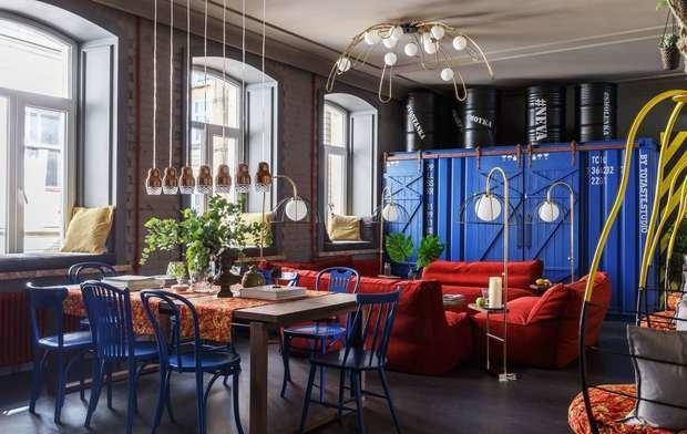 Фотография: Гостиная в стиле Лофт, Декор интерьера, Гид, ИКЕА, новинки – фото на INMYROOM