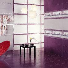 Фото из портфолио Японская коллекция плитки – фотографии дизайна интерьеров на INMYROOM
