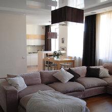 Фото из портфолио Moscow#1 House – фотографии дизайна интерьеров на INMYROOM