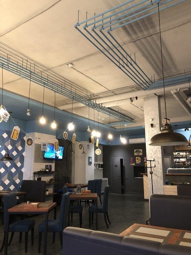 Фото из портфолио Кафе Brugge – фотографии дизайна интерьеров на INMYROOM