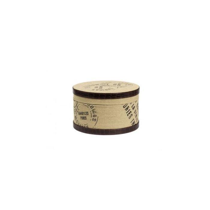 Круглая коробка для хранения Coterie Piccola
