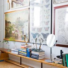 Фото из портфолио  Бирюзовый диван - ВСПЛЕСК цвета!!! – фотографии дизайна интерьеров на InMyRoom.ru