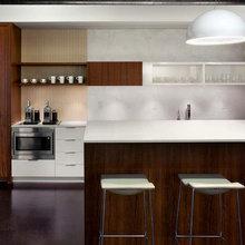 Фотография: Кухня и столовая в стиле Современный, Офисное пространство, Офис, Дома и квартиры, Проект недели – фото на InMyRoom.ru