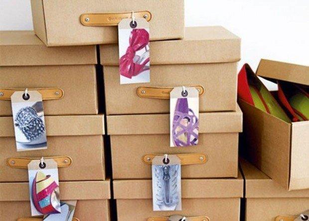 Фотография:  в стиле , Советы, хранение вещей в квартире – фото на InMyRoom.ru