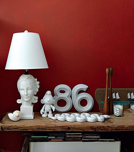 Фотография: Декор в стиле Эклектика, Декор интерьера, Малогабаритная квартира, Квартира, Дома и квартиры, Нью-Йорк, Блошиный рынок – фото на InMyRoom.ru