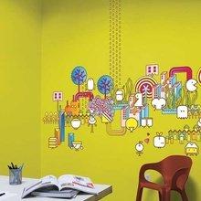 Фотография: Кухня и столовая в стиле Современный, Квартира, Дома и квартиры, Советы, Стены, Подушки, Ремонт на практике – фото на InMyRoom.ru