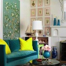 Фотография: Гостиная в стиле Кантри, Декор интерьера, DIY, Переделка – фото на InMyRoom.ru