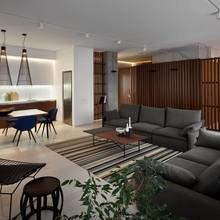 Фото из портфолио Современная квартира в Днепропетровске  – фотографии дизайна интерьеров на INMYROOM