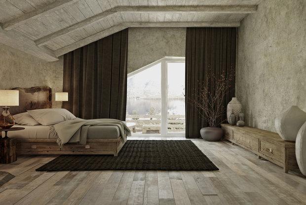 Фотография: Спальня в стиле Прованс и Кантри, Декор интерьера, Гид, «Экспострой на Нахимовском», ваби-саби – фото на InMyRoom.ru