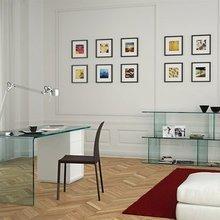 Фотография: Кабинет в стиле Минимализм, Интерьер комнат – фото на InMyRoom.ru