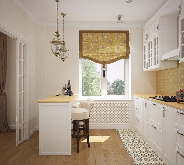 Фотография: Кухня и столовая в стиле Восточный, Классический, Декор интерьера, Советы, Lorena – фото на InMyRoom.ru