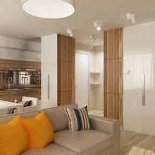 Фото из портфолио Белый фон для яркой жизни – фотографии дизайна интерьеров на InMyRoom.ru