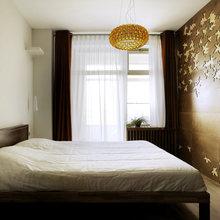 Фотография: Спальня в стиле Современный, Эклектика, Квартира, Calligaris, Дома и квартиры – фото на InMyRoom.ru