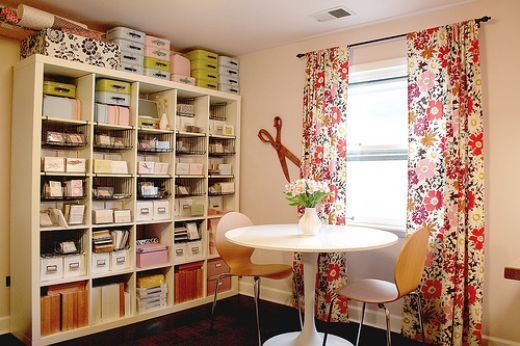 Фотография: Кабинет в стиле Прованс и Кантри, Декор интерьера, Малогабаритная квартира, Квартира, Дома и квартиры – фото на InMyRoom.ru