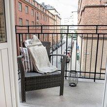 Фото из портфолио Karlsviksgatan 16 – фотографии дизайна интерьеров на INMYROOM
