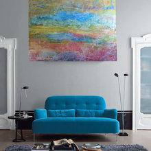 Фото из портфолио My paintings – фотографии дизайна интерьеров на InMyRoom.ru