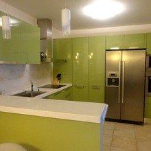 Фото из портфолио Современные кухни – фотографии дизайна интерьеров на InMyRoom.ru