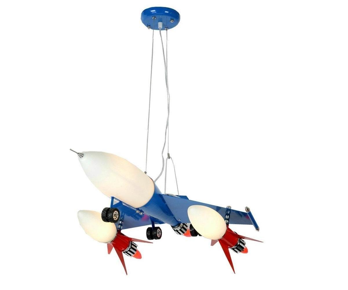 Подвесной светильник шаттл для детской комнаты