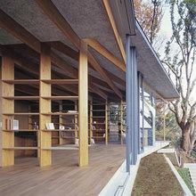 Фотография: Балкон, Терраса в стиле Современный, Дом, Дома и квартиры, Япония – фото на InMyRoom.ru