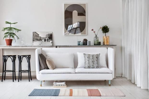 Фотография: Гостиная в стиле Современный, Декор интерьера, уют дома, скандинавский стиль в интерьере, хюгге – фото на INMYROOM