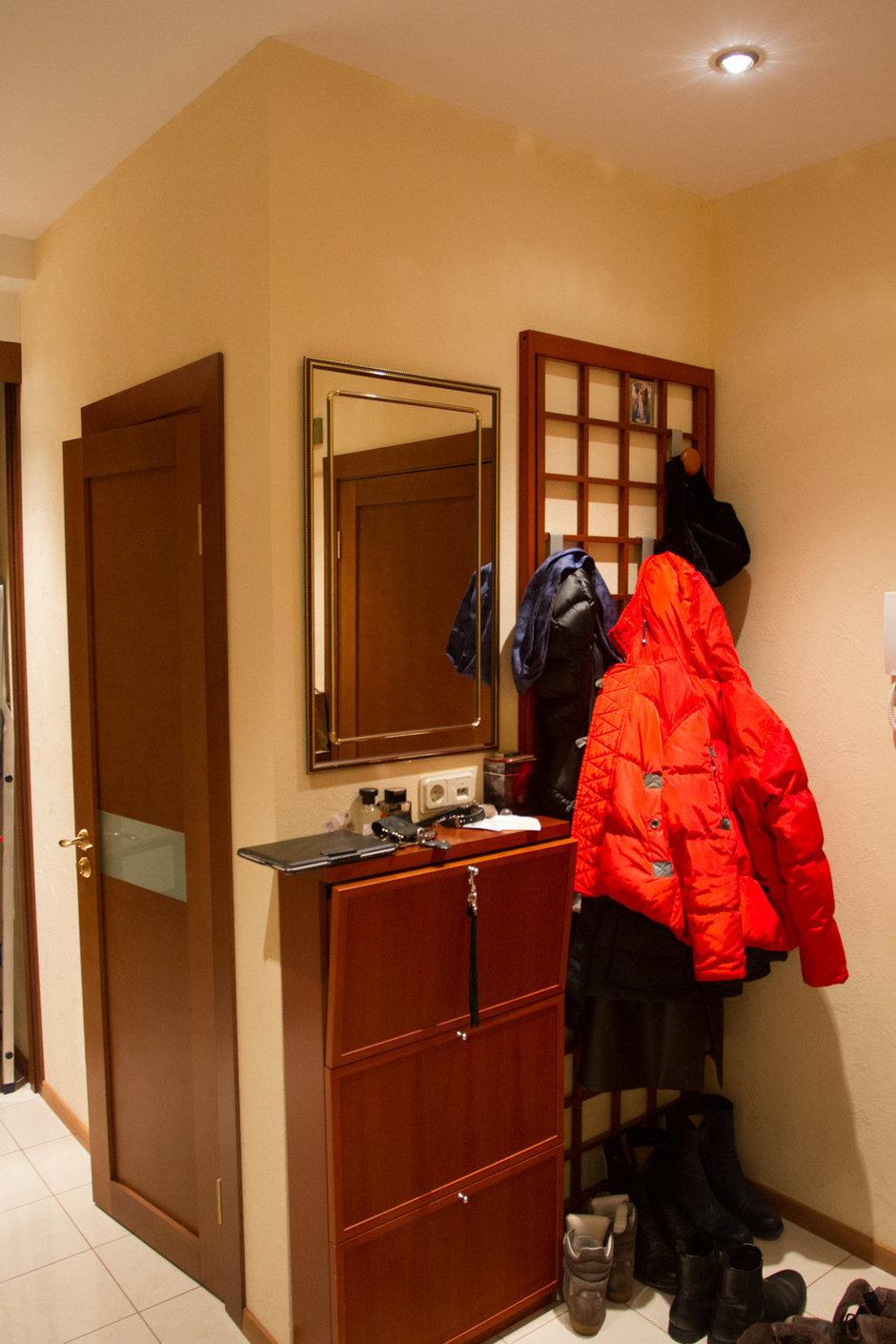Фотография: Прихожая в стиле Современный, Эклектика, Квартира, Дома и квартиры, IKEA – фото на InMyRoom.ru