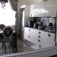 Фото из портфолио Стильная квартира с элементами Арт Деко – фотографии дизайна интерьеров на INMYROOM
