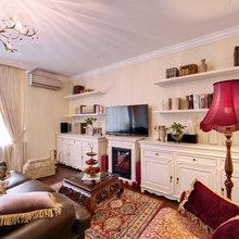 Фотография: Гостиная в стиле Кантри, Квартира, Дома и квартиры, IKEA, Проект недели – фото на InMyRoom.ru