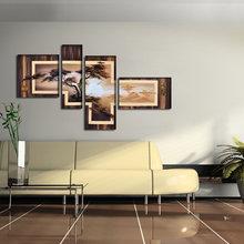 Фото из портфолио Модульные картины – фотографии дизайна интерьеров на InMyRoom.ru