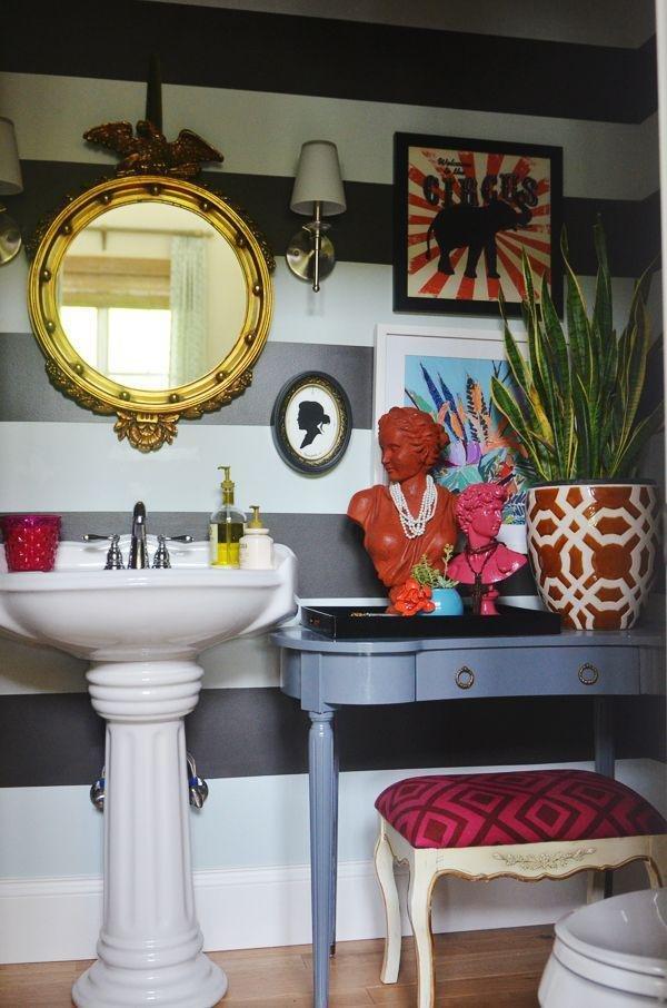 Фотография: Прочее в стиле , Ванная, Декор интерьера, DIY, Интерьер комнат, Переделка – фото на InMyRoom.ru