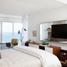 Фотография: Спальня в стиле Скандинавский, Современный, Дома и квартиры, Городские места, Бразилия – фото на InMyRoom.ru