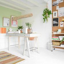 Фото из портфолио Эко-офис – фотографии дизайна интерьеров на INMYROOM