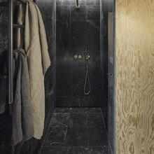 Фото из портфолио КУБ из стекла и фанеры – фотографии дизайна интерьеров на InMyRoom.ru