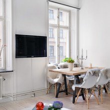 Фото из портфолио Roslagsgatan 39, 1tr Vasastan - Sibirien, Stockholm – фотографии дизайна интерьеров на INMYROOM