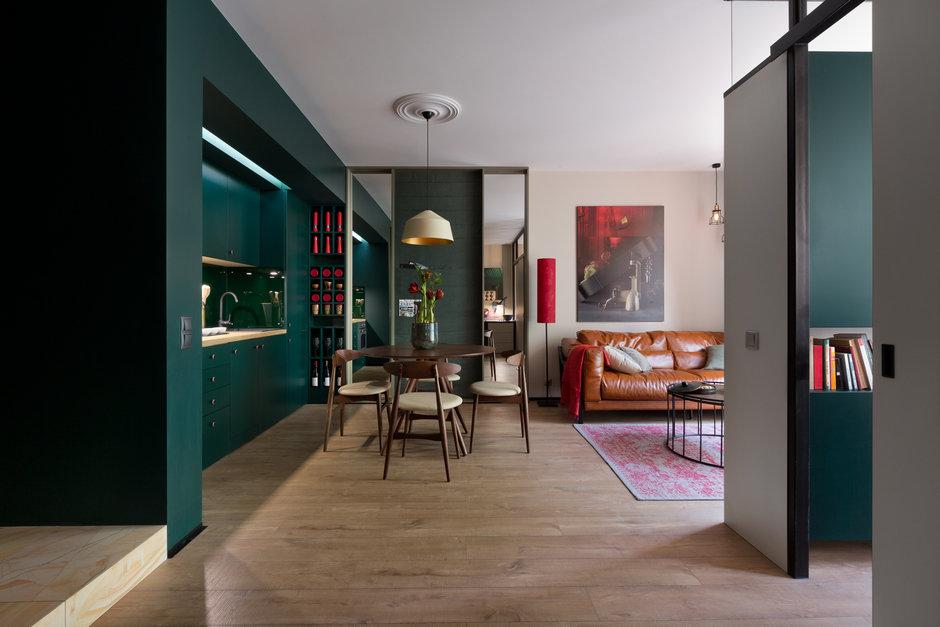 Фотография: Кухня и столовая в стиле Современный,  – фото на InMyRoom.ru