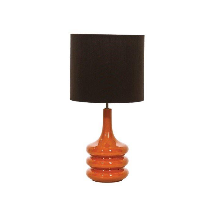 Pop orange настольный светильник