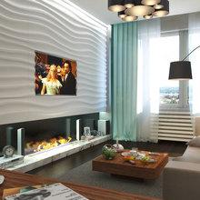 Фото из портфолио Квартира Оксаны – фотографии дизайна интерьеров на InMyRoom.ru