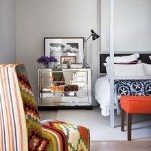 Фотография: Спальня в стиле Кантри, Скандинавский, Декор интерьера, Мебель и свет, Декор дома – фото на InMyRoom.ru