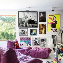 Фото из портфолио Богемный шик: интерьер, который меняет жизнь – фотографии дизайна интерьеров на InMyRoom.ru