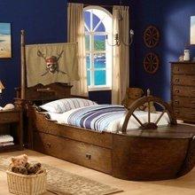 Фотография: Детская в стиле Кантри, Классический, Современный, Интерьер комнат – фото на InMyRoom.ru