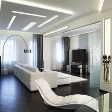 Фотография: Гостиная в стиле Хай-тек, Декор интерьера, Квартира, Дом, Декор – фото на InMyRoom.ru