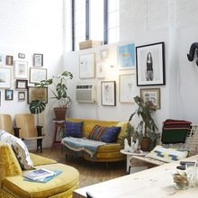 Фото из портфолио Преобразование склада в теплое и уютное жилище – фотографии дизайна интерьеров на InMyRoom.ru