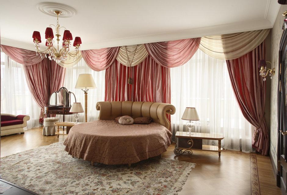 Фотография: Спальня в стиле Классический, Современный, Квартира, Дома и квартиры, Модерн, Ар-нуво – фото на InMyRoom.ru