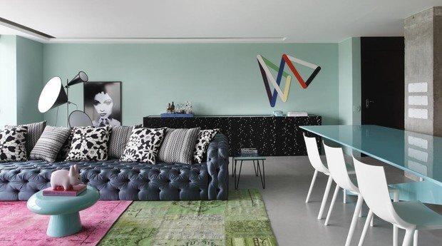 Фотография: Гостиная в стиле Лофт, Декор интерьера, Гид – фото на InMyRoom.ru