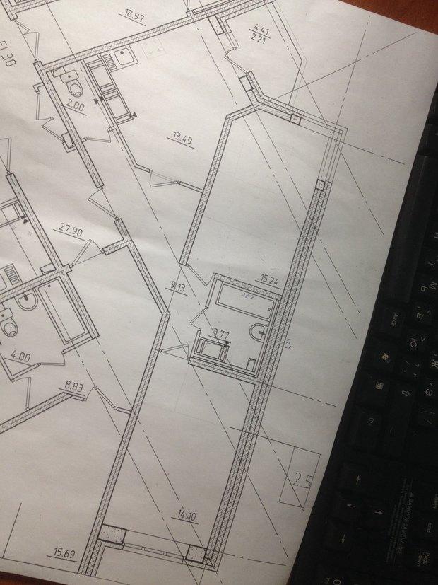 Помогите грамотно использовать пространство в квартире