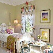Фотография: Детская в стиле Кантри, Интерьер комнат, Цвет в интерьере – фото на InMyRoom.ru