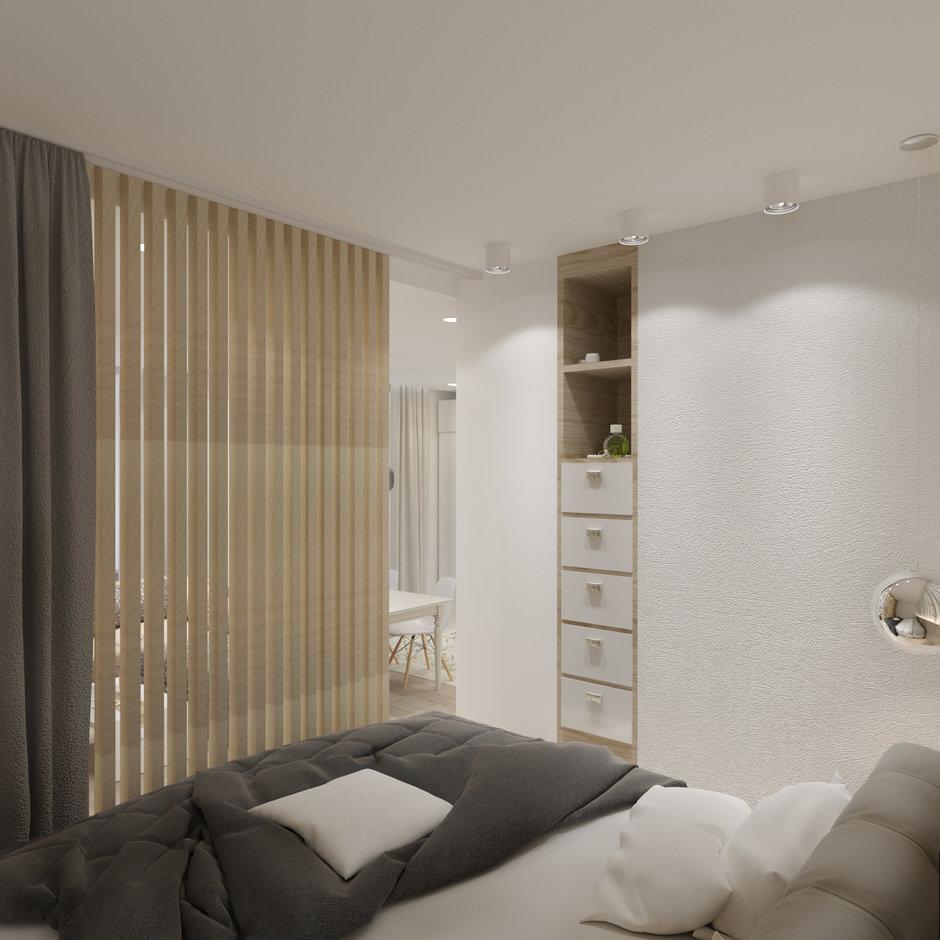 Фотография:  в стиле , Квартира, Студия, Проект недели, Санкт-Петербург, до 40 метров, Анна Швец – фото на InMyRoom.ru